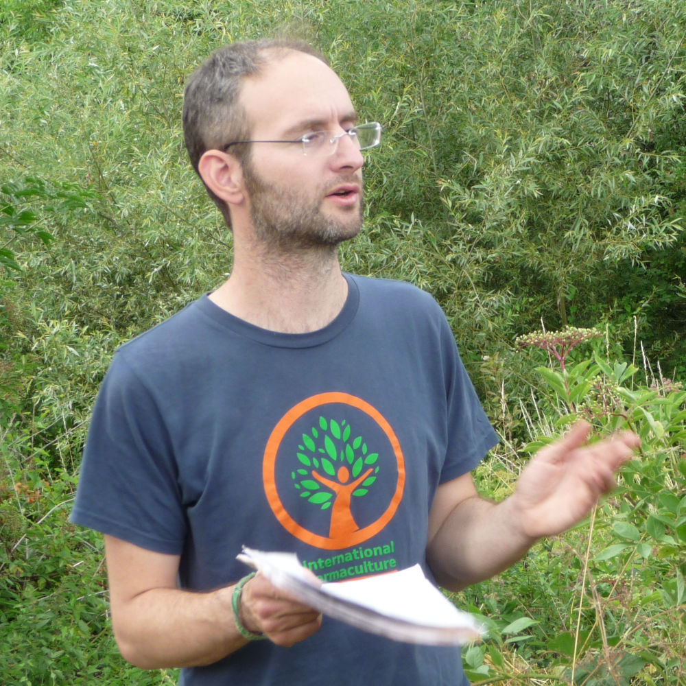 Spreker over duurzaamheid