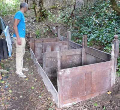 Compostbedden